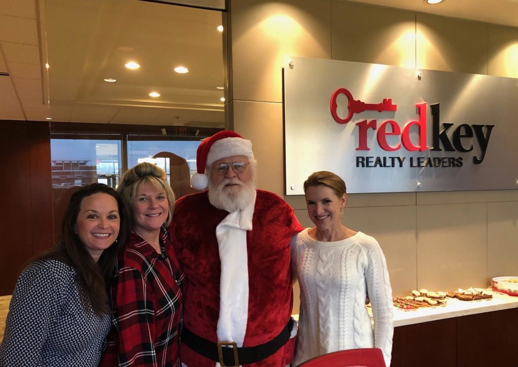 Red Key Holiday event